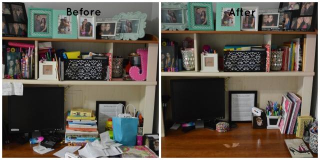 PicMonkey Collage desk